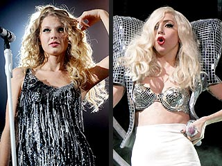 Taylor Swift and Lady Gaga: A Love-Fest