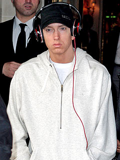 Eminem: I Don't Use Profanity at Home