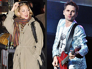 Kate Hudson Steps Out in Paris with British Rocker
