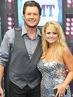 Miranda Lambert to Face Off Against Fiancé Blake Shelton (Three Times!) at CMAs