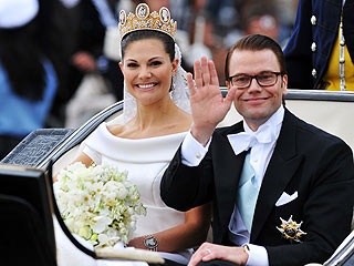 Princess Victoria of Sweden Marries Gym Owner