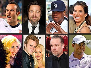 POLL: Which Celebs Make You Proud to Be American?