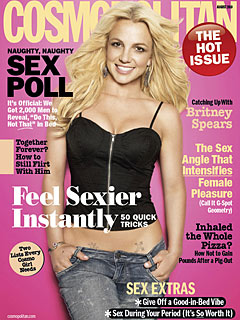 Britney Spears: I Won't Let My Sons Be in Showbiz