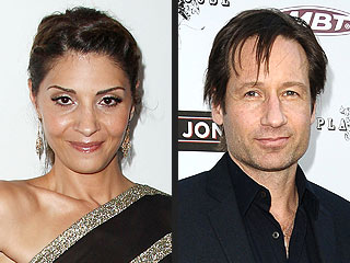 Callie Thorne Laughs Her Way Through Sex Scene with David Duchovny