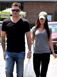 Megan Fox and Brian Austin Green Get Back to Domestic Life