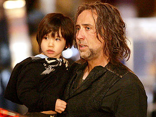 Nic Cage's Son Finally Discovers His Dad's a Movie Star
