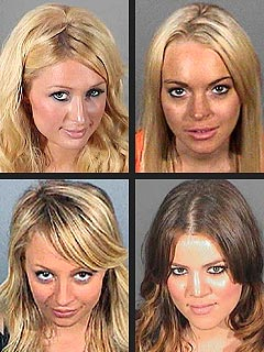 Who Has the Hottest Mugshot?