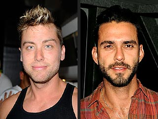 How Lance Bass Got Together with Marc Jacobs's Ex