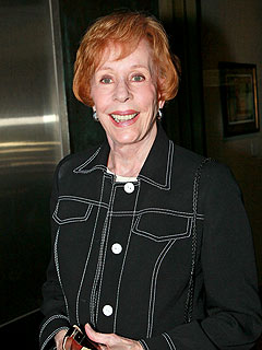 Carol Burnett to Appear on Glee