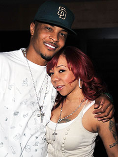 Rapper T.I., Wife Arrested on Drug Charge