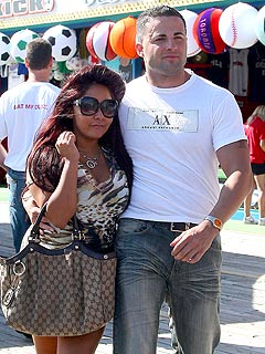 Snooki's New Boyfriend: It Was Love at First Sight