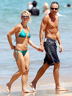 Britney Spears & Jason Trawick Enjoy Romantic Mexican Getaway