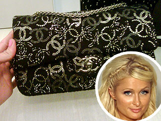 Did Paris Hilton Post Picture of Cocaine Purse Before Arrest?