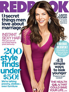 Lauren Graham Finds Relationship with Peter Krause 'So Easy'