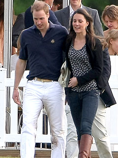 Prince William & Kate: Another Rumored Wedding Date?