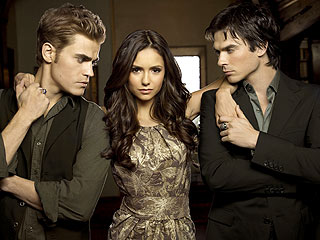 The Vampire Diaries Returns! Which Salvatore Brother Would You Choose?