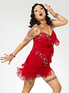 Margaret Cho Not Afraid to Make a Fool of Herself on DWTS