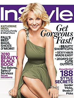 Katherine Heigl: Daughter Became Attached to Her Dad First