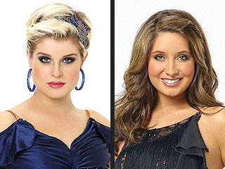Kelly Osbourne Roots for Bristol Palin on  DWTS