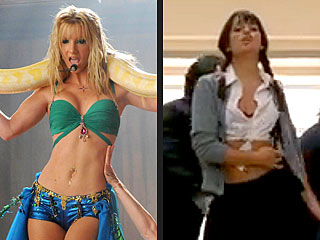 Which Glee Star Performs the Best Britney Song?