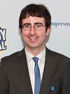 The Daily Show's John Oliver Is Engaged