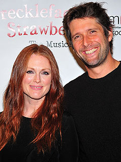 Julianne Moore: I Got Married for My Kids