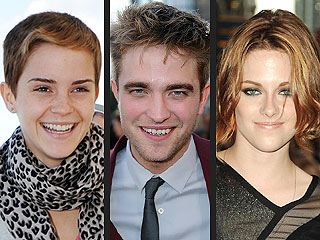 Emma Watson and Kristen Stewart Not Feuding over Rob Pattinson