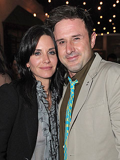 Courteney Cox: I'm Not Getting a Divorce