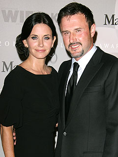 Courteney Cox and David Arquette Separate
