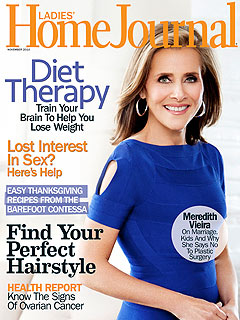 Meredith Vieira Feels 'Cheated Sometimes' by Husband's Illness