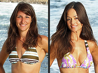 Kelly Bruno and Yve Rojas Eliminated on Survivor