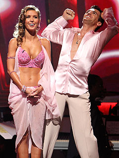 Audrina Patridge and Tony Dovolani Are Eliminated from Dancing with the Stars