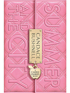 New Carrie Bradshaw Book Cover Art Revealed
