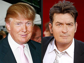Celebrity Apprentice: Donald Trump Wants Charlie Sheen
