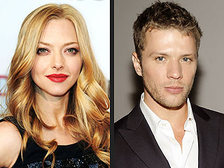 Amanda Seyfried and Ryan Phillippe Get Close on Halloween