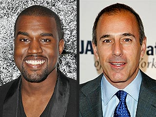 Kanye West Vs. Matt Lauer: The Feud Escalates