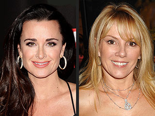 Real Housewives of Beverly Hills: Ramona Singer Likes Kyle Richards