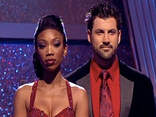 Dancing with the Stars - Brandy Goes Home in Elimination