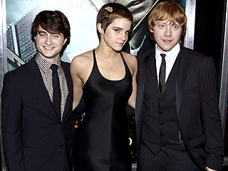 Harry Potter: Rupert Grint Says Kissing Emma Watson Was 'Okay'