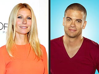 Glee's Mark Salling Says Gwyneth Paltrow Is a Sweetheart