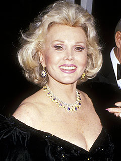 Zsa Zsa Gabor Home from Hospital for 94th Birthday