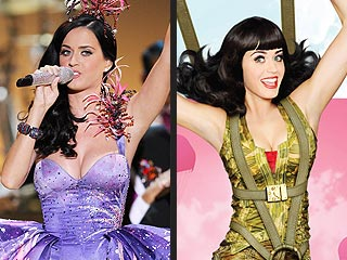 Katy Perry Orders Cleavage 'Toned Down' for Poster