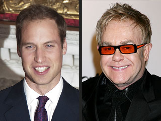 Elton John Jokes About Performing at Prince William's Wedding