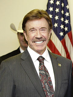 Chuck Norris: Texas Ranger for Real