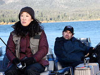 Grey's Anatomy: Cristina Reels It In