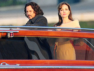 Johnny Depp Surprised By How Normal Angelina Jolie Is