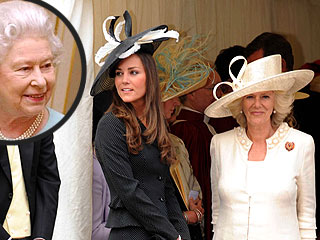 Kate Middleton & Camilla: Who Will Curtsy to Whom?