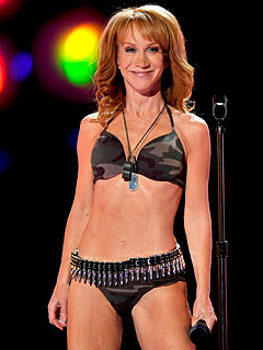 Kathy Griffin Flaunts a Killer Bikini Bod – at 50!