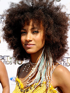 Esperanza Spalding Grammy Awards 2011 Best New Artist
