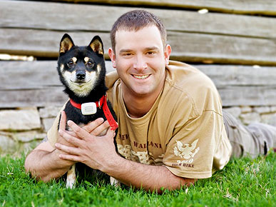 Soldier, Dog to Trek 7,000 Miles to Help Military Families